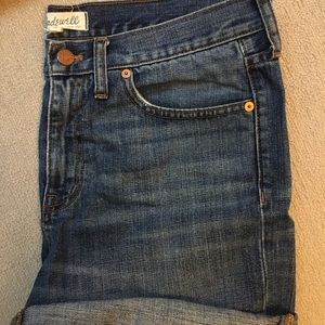 Madewell Demin Shorts Size 28